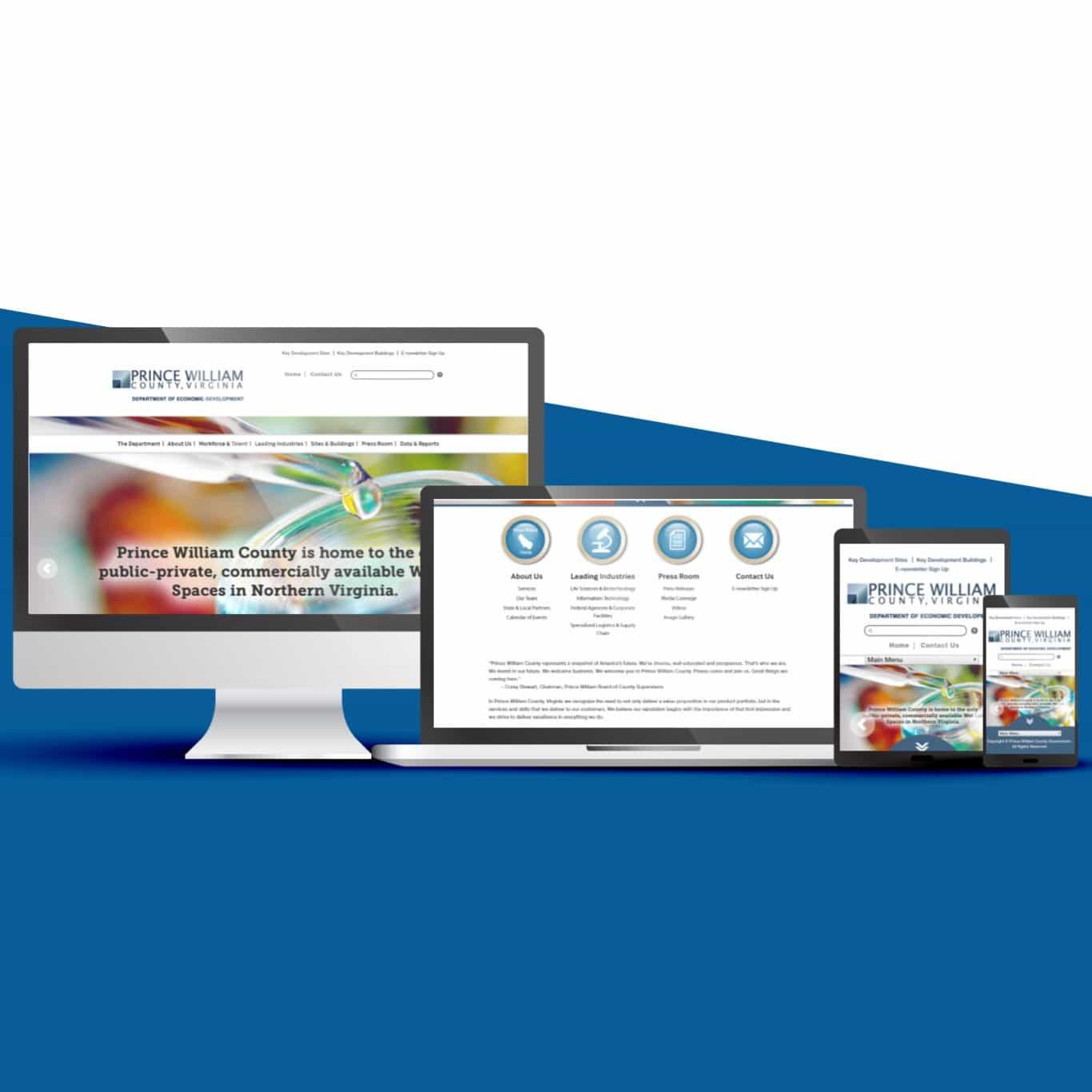 Elevated Web Design – Virginia and DC Web Design Company