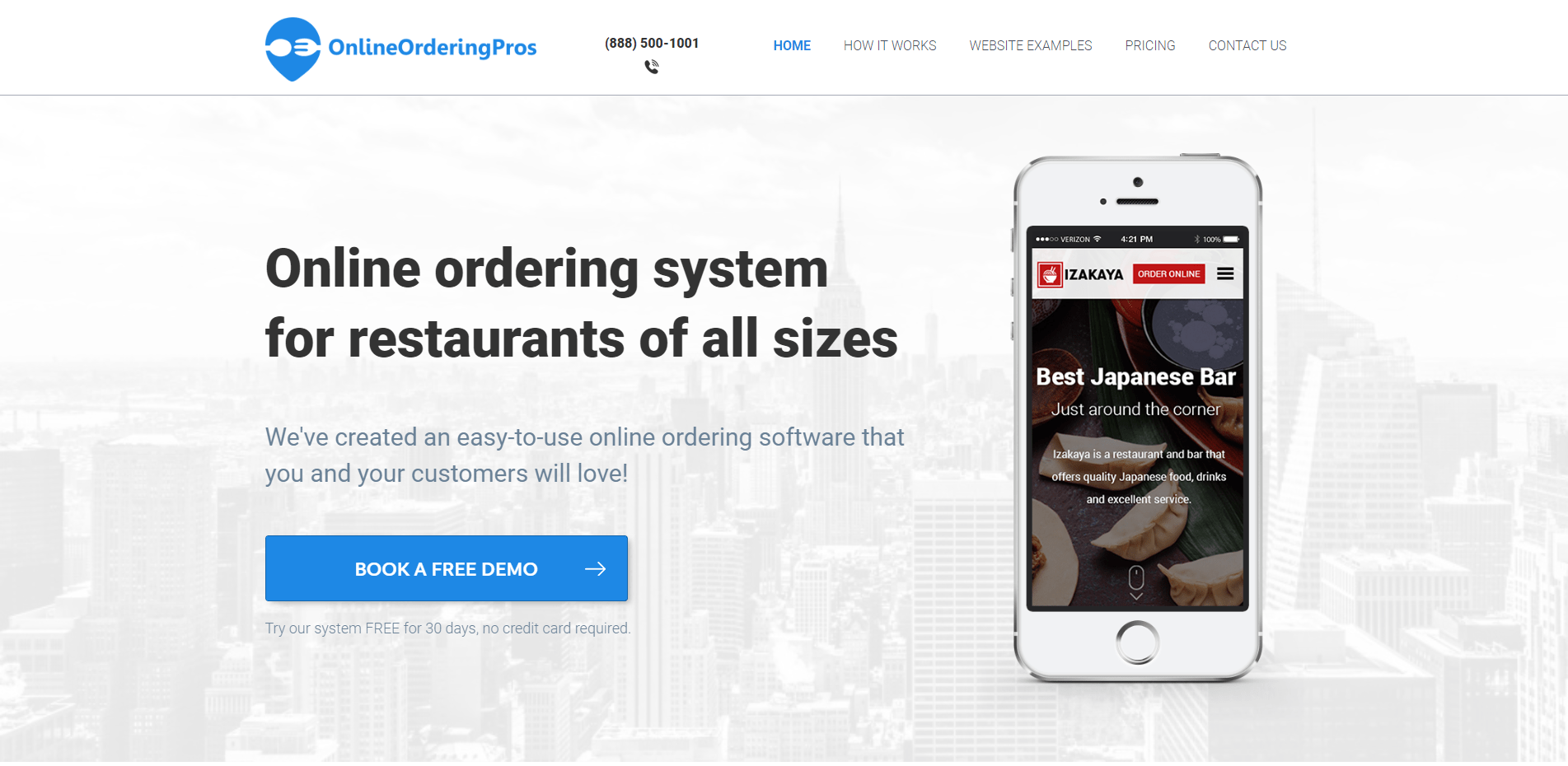 Online Ordering Pros